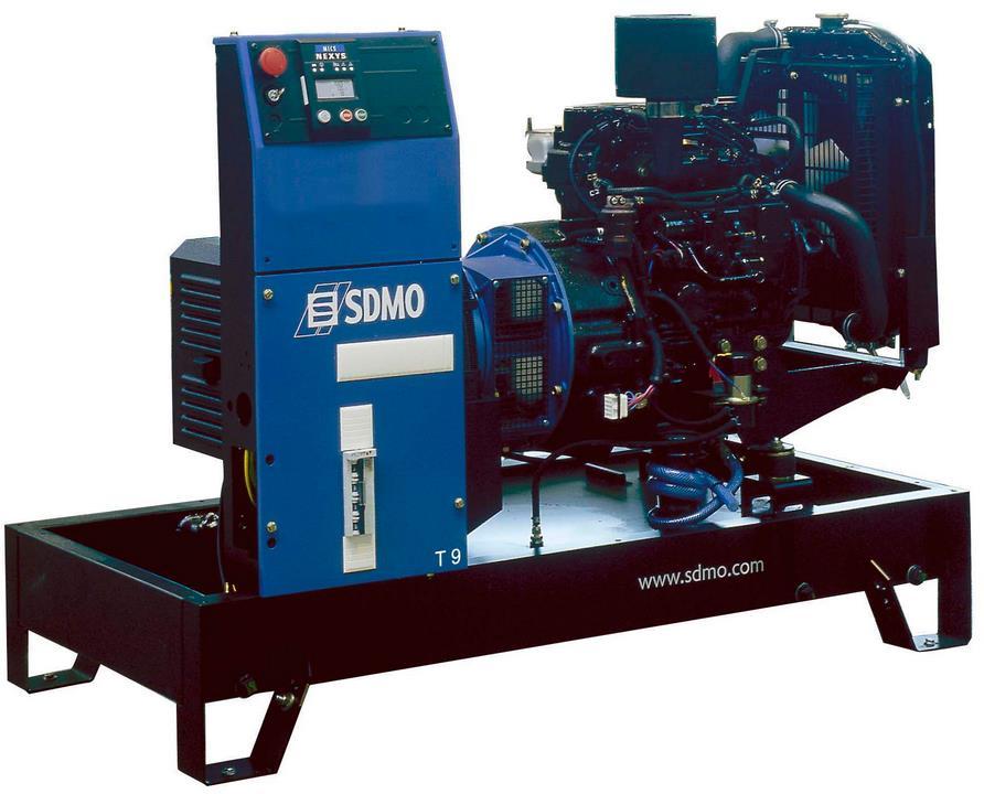 Фото: Дизельный генератор SDMO T9HK Pacific