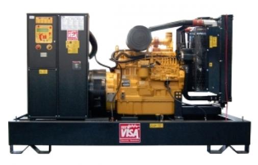 Фото: Дизельная электростанция Onis Visa JD251