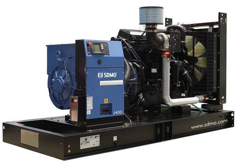 Фото: Дизельный генератор SDMO J 400K