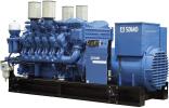 Фото: Дизельный генератор SDMO X 1400