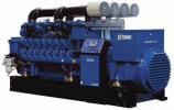 Фото: Дизельный генератор SDMO X2000