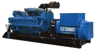 Фото: Дизельный генератор SDMO X2800