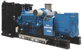 Фото: Дизельный генератор SDMO T1650С